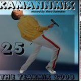 Theo Kamann - Kamannmix 25 (Yearmix 2008)