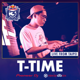 On The Floor – T-Time at Red Bull 3Style Taiwan National Final