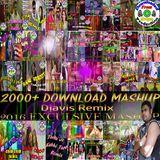 2000+ Bollywood Download Mashup 2016 Ft.Djavis Remix