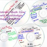 Jah Love Muzik Crew with David Rodigan Aug 1982 England (DB #137)