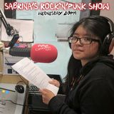 Sab's Rock N Punk Show, 7 Mar 2017