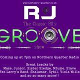 "RJ's ""Classic 80's Groove"" Show, Sunday 21st September 2014, www.northern-quarter.co.uk"