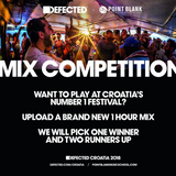 Defected x Point Blank Mix Competition: Curlzwar