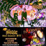Les Envahisseurs Ze GREAT Marc CERRONE  INTERVIEW on Dynamic Radio