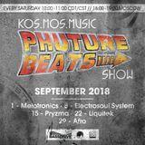 Electrosoul System - PhutureBeats Show Bassdrive 08.09.2018