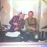 Area 6 de  tent ---tech house mix Crazyland Wild Wild Wes 2013 -- JOHAN D & Nova Caza  back to back