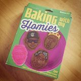 Baking with my Homies