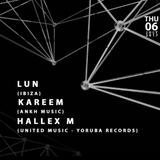 Hallex M LIVE at Jenja Club, Bali (July 6th)