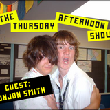 "The Thursday Afternoon Show: Jon ""JonJon"" Smith on Seagull Whispering & Biscuit Tasting"