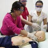 Hablemos de salud - Centro especializado de simulación clínica de la Universidad de Pamplona