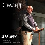 Jeff Roth on God's Faithfulness 3.13.18