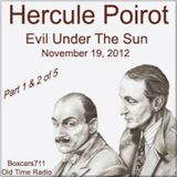 Agatha Christie Presents Hercule Poirot - Evil Under The Sun (Part 1 and 2) 11-19-12