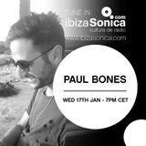 Supersonicos radio Show Exclusive mix from Paul Bones - Seven Scales Records on ibiza Sonica Radio