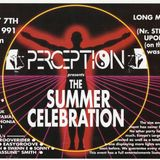 TOP BUZZ DEBUT AT A PERCEPTION THE SUMMER CELEBRATION 06/91, THE B SIDE EASYGROOVE IS UP ALREADY