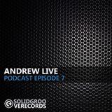 SGR Podcast Episode 7 - Andrew Live