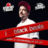 DJ ROB BANKZ - Planet Radio Black Beats august 2014