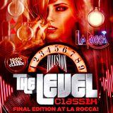Freeee @ Level classix - La Rocca backstage