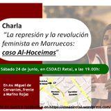 17/06/24 La represión y la revolución feminista en Marruecos: caso de Al-Hoceimas