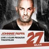 Johnnie Pappa - Live @ Club Pegazus (Tiszatelek) 2017-05-27