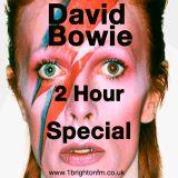 Jeff Daniels - David Bowie tribute - 12/1/16
