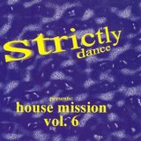 Strictly Dance - House Mission 6 (1998) - MegaMixMusic.com