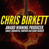 3 Time Grammy Award Winner Chris Birkett!