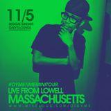 Live From Massachusetts #ReggaeSundays Recording 11/05/17  [AfroBeat, Dancehall, Hip Hop]