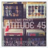 (Live) From Latitude 45 - April 8th 2013 All 7 Inch Vinyl Mix Show