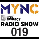 MYNC presents Cr2 Records Radio Show 019 [29/07/11]