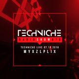 TRS078 Techniche Live: Myxzlplix 07.19.2018