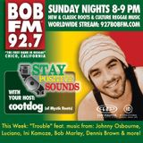 """Stay Positive Sounds ep. 45: """"Trouble"""" (part 1)"""