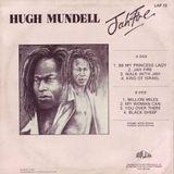 Hugh Mundell 'Jah Fire' LP (Arawak)