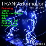 TRANCEformation with DJ Dark Episode 2