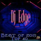Best of 2015 Top 40