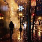 Rainy Night In San Francisco