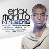 Glenn Morrison - Live Mix for Space Miami NYE 2015 - FREE download