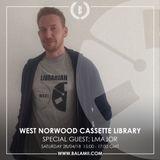 2018.04: LMAJOR / West Norwood Cassette Library (Balamii Radio)