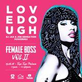 #LoveDoughPowerMix - Female Bosses II