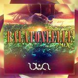BALATONLELLE MIX [DJ ZOLSA] (mixed by Szabó Zoltán)