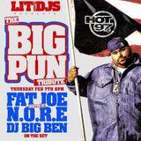 Big Pun Tribute Mix 2019 with Big Ben Funk Flex Fat Joe and NORE