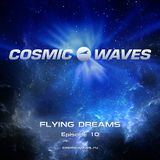 Cosmic Waves - Flying Dreams - 10 (04.12.2013)