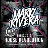#HouseRevolution edition 1 by Mario Rivera DJ