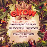 Eats Everything b2b Andres Campo - Live @ Elrow Off Week Special (Barcelona, ES) - 18.06.2017