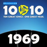 Soundwaves 10@10 #211: 1969