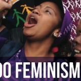 Sandra Morán, Recuperando Feminismos en ABQ