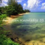 DJ Future Underground - Forgotten Knowledge vol 59