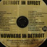 DETROIT  IN  EFFECT - NOWHERE  IN  DETROIT  MIX