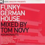 Tom Novy ‎– Funky German House (1999)