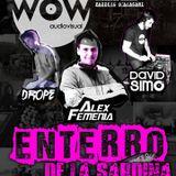 DAVID SIMÓ Dj Set - WOW audiovisual - 13.02.16 Enterro de La Sardina