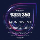 Enhanced Sessions 350.6 -Daun Giventi & Rodrigo Deem